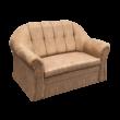Alíz 2-es kanapé 2-es szín arany