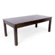 Leila asztal 200 cm wenge