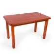 Piano asztal 120 cm calwados