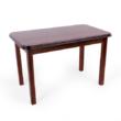 Piano asztal 120 cm dió
