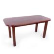 Piano asztal 160 cm dió