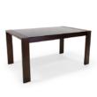 Piero asztal 150 cm  mogyoró