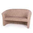 Berta duó fotel - Világosbarna zsákszövet