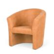 Berta Elegant fotel - Barna