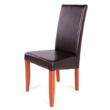 Berta szék calwados - barna műbőr