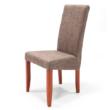Berta szék calwados - világosbarna zsákszövet