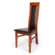 Dante szék calwados - barna műbőr