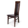 Dante szék mogyoró - barna műbőr