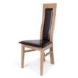 Dante szék san remo - barna műbőr