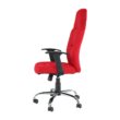 Irodai szék, piros, VAN 3
