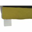 kinyitható kanapé,  szürke/zöld/minta párnák,  SPIKER 2