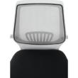 Irodai szék, fekete/szürke, LANCELOT 5
