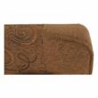 Kanapé, kinyitható rakodótérrel, szövet arany / minta, ASIA NEW 5