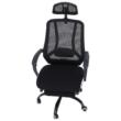 Irodai szék, fekete, SIDRO 1