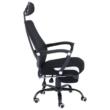 Irodai szék, fekete, SIDRO 2