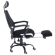 Irodai szék, fekete, SIDRO 3