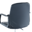 Irodai fotel, fekete, AYLA 2