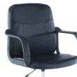 Irodai fotel, fekete, AYLA 3