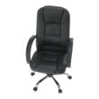 Irodai szék, fekete/króm, MADOX 4