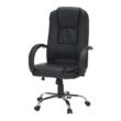 Irodai szék, fekete/króm, MADOX 5
