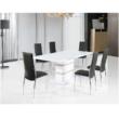 Étkezőasztal, fehér fény HG, MADOS 2