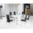 Étkezőasztal, fehér fény HG, MADOS 3