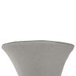 Irodai szék, szürkésbarna anyag/fém, LENER 2