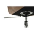 Irodai szék, barna-camel, TWIST 3