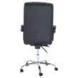 Irodai szék, fekete textilbőr, ARNAUD NEW 3