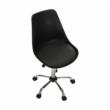 Irodai szék, fekete/sötétszürke, DARISA 2