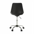 Irodai szék, fekete/sötétszürke, DARISA 4