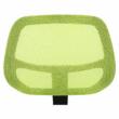 Forgószék, zöld/fekete, MESH 3
