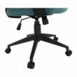 Irodai szék, kék/fekete, BAKARI 1
