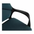 Irodai szék, kék/fekete, BAKARI 2