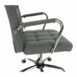 Irodai szék, szürke, MORGEN 1