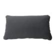 Kinyitható kanapé, szürke-fekete szövet, jobbos, LAUREL 4
