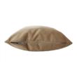 Kinyitható kanapé, arany-bézs szövet, COLUMBUS 3