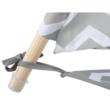 Gyereksátor-teepee, szürke/fehér/minta, ETENT 3