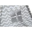 Gyereksátor-teepee, szürke/fehér/minta, ETENT 5