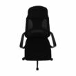 Irodai szék, fekete szövet, TAXIS 1