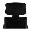 Irodai szék, fekete szövet, TAXIS 4