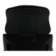 Irodai szék, fekete szövet, TAXIS 5