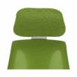 Irodai szék, zöld/fehér, TAXIS 3