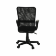 Irodai szék, fekete, REMO 2 NEW 2