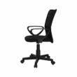 Irodai szék, fekete, REMO 2 NEW 3