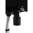 Irodai szék, világosszürke/fekete, DAKIN 3
