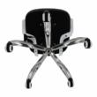 Irodai szék, szürke/fehér, SANAZ TYP 2 2