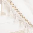 Függöny , fehér anyag, ZEFIRE 4