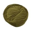 Babzsák, olajzöld szövet, TRIKALO 5