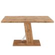 Étkezőasztal, tölgy wotan, 138, BOLAST 1
